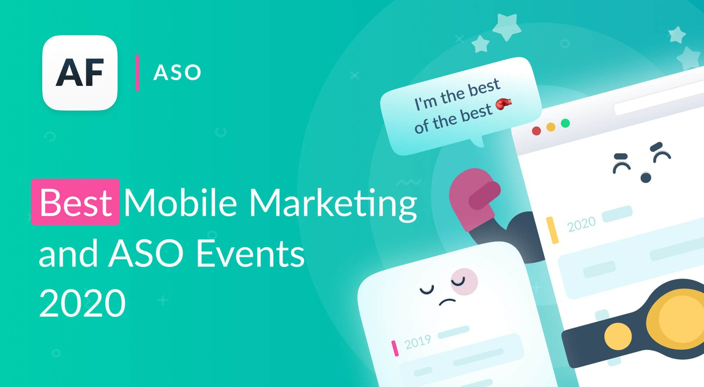 The Ultimate Calendar of App Store Optimization Events 2020