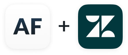 Appfollow + zendesk icon