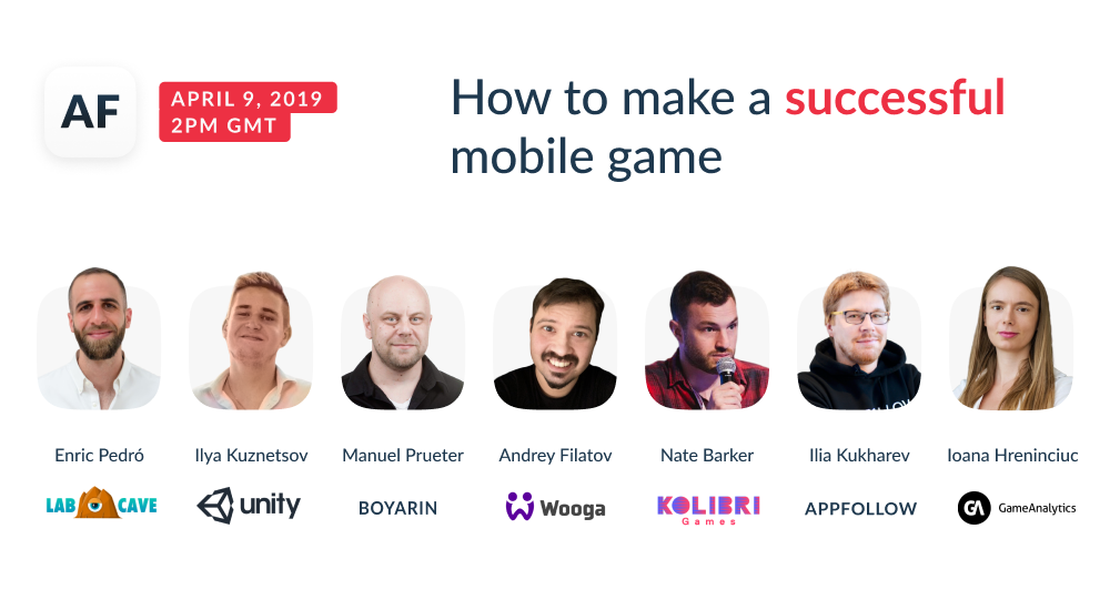How to Make a Successful Mobile Game? [Recording]