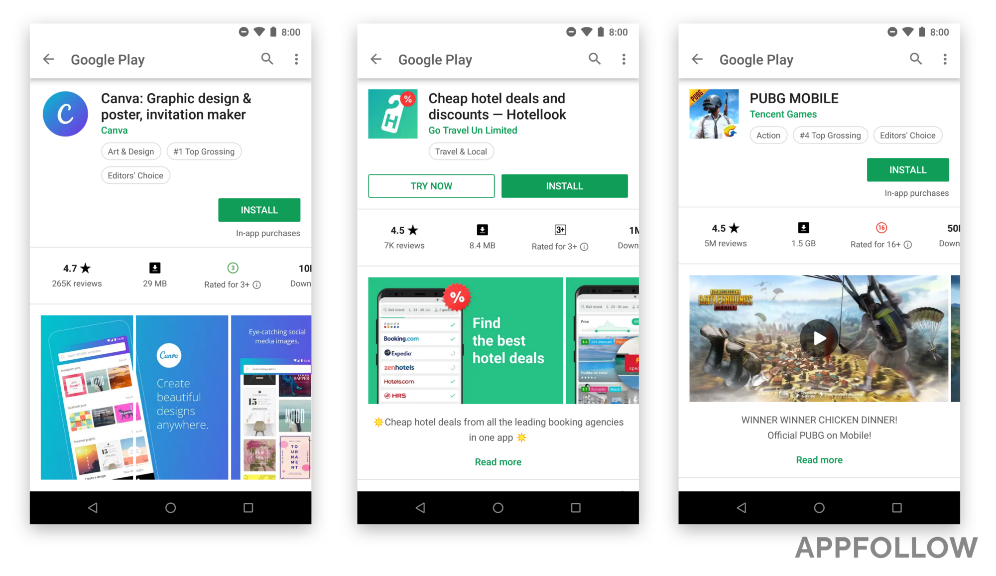 Google Play Store biggest redesi    | Blog | AppFollow