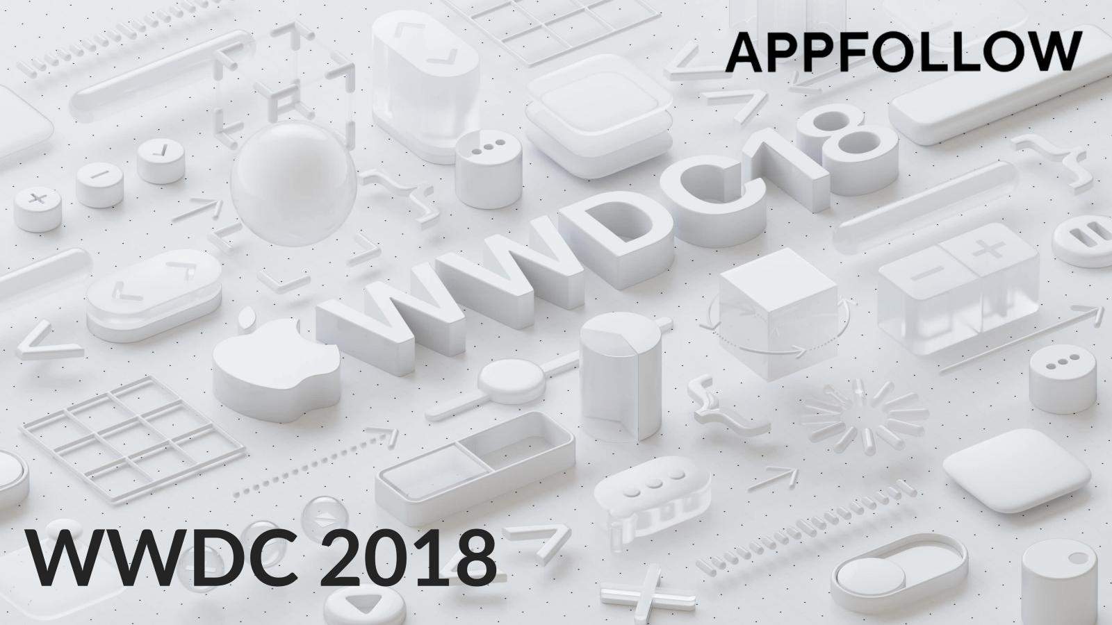 WWDC 2018: что интересного у Apple